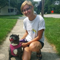 Photo of Wendy S, a dog walker in Wheaton, IL